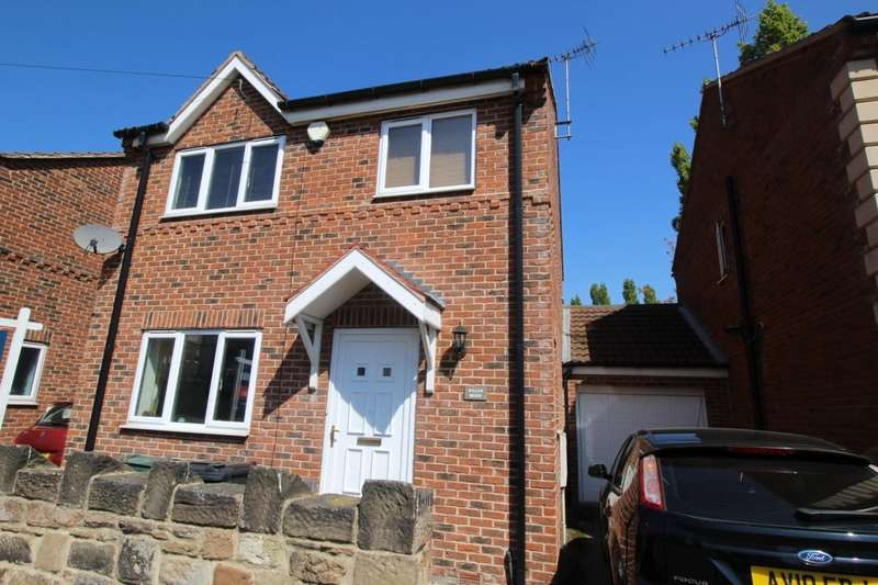 3 Bedrooms Detached House for sale in Steadfolds Lane, Thurcroft, Rotherham, S66