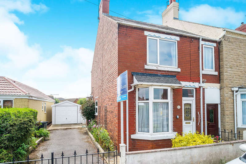 2 Bedrooms Terraced House for sale in Station Road, Dinnington, Sheffield, S25