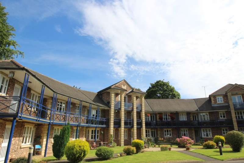 2 Bedrooms Flat for sale in Avenue Court Westgate, Bridlington, YO16