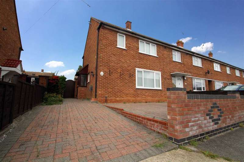 3 Bedrooms End Of Terrace House for sale in Wexford Road, Ipswich