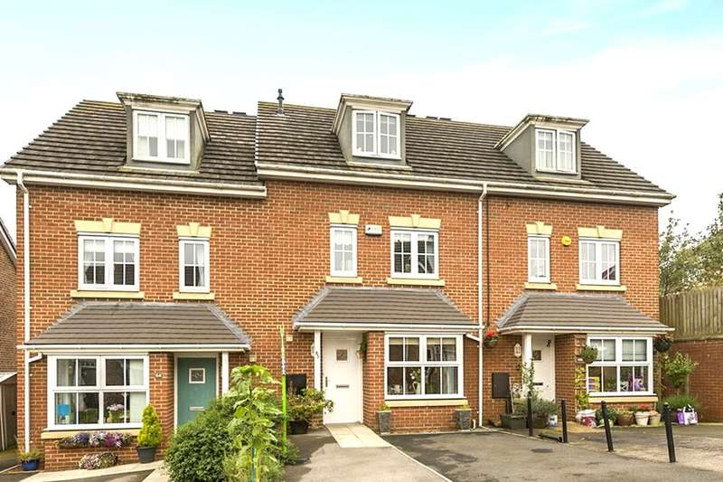4 Bedrooms Terraced House for sale in Beckwith Close, Spennymoor, DL16