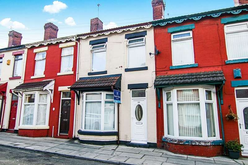 3 Bedrooms Terraced House for sale in Munster Road, Liverpool, L13