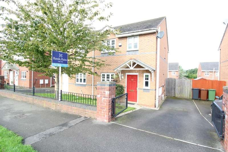 3 Bedrooms Semi Detached House for sale in Cartmell Drive, Leeds, LS15