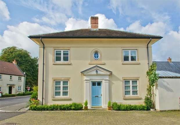 4 Bedrooms Link Detached House for sale in SHEPTON MALLET, Somerset