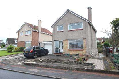 3 Bedrooms Detached House for sale in Lomond View, Hamilton