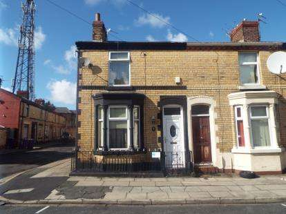 2 Bedrooms Terraced House for sale in Sunlight Street, Liverpool, Merseyside, England, L6