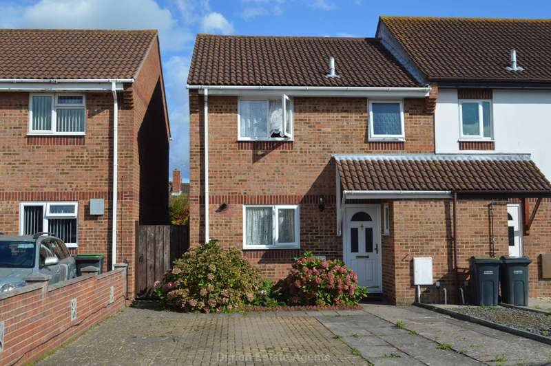 3 Bedrooms End Of Terrace House for sale in Parklands Close, Gosport