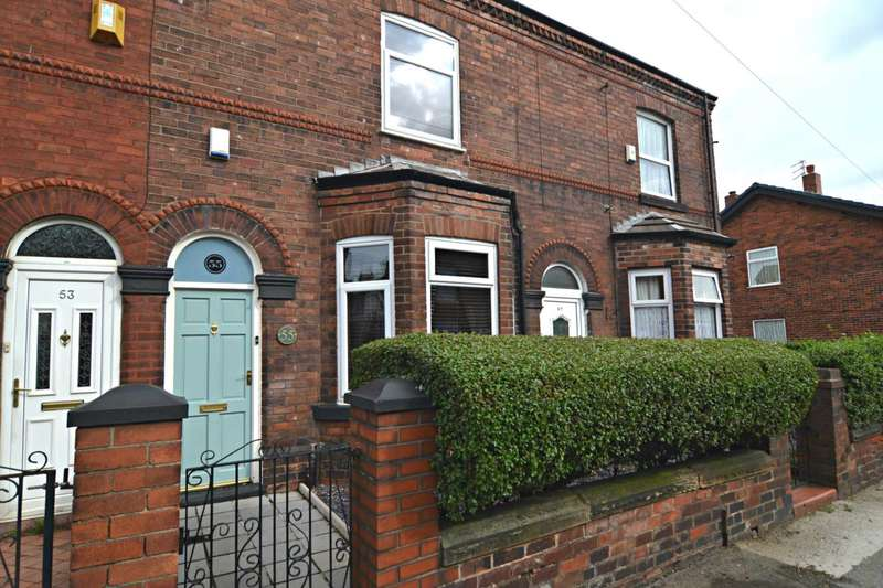 3 Bedrooms Terraced House for sale in Wargrave Road, Newton Le Willows