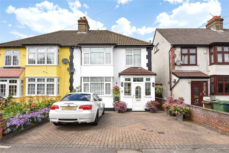 3 Bedrooms Semi Detached House for sale in Eastcote Lane, Harrow, Middlesex, HA2