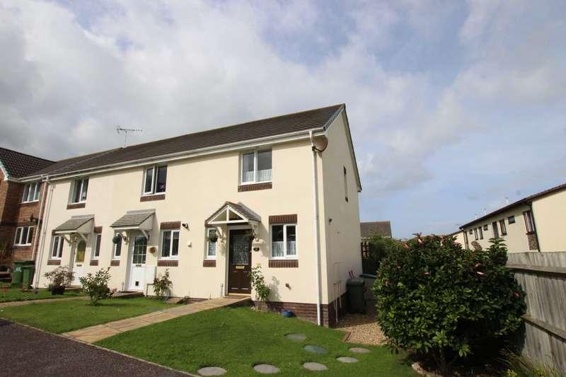 2 Bedrooms End Of Terrace House for sale in Shoreland Way, Westward Ho!