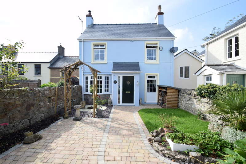 2 Bedrooms Detached House for sale in Poplar Cottage, 3 The Brickyard, Newton, Porthcawl, CF36 5PP