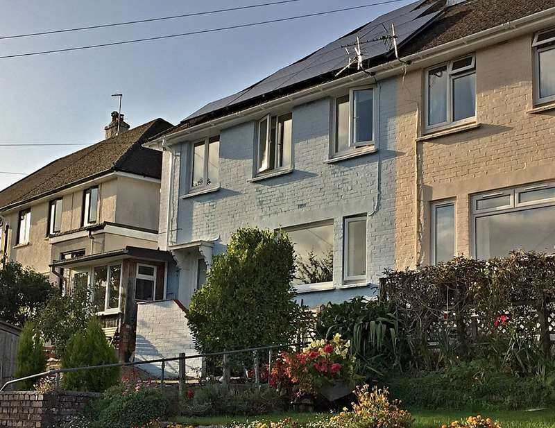 4 Bedrooms Terraced House for sale in Riverdale, Harbertonford
