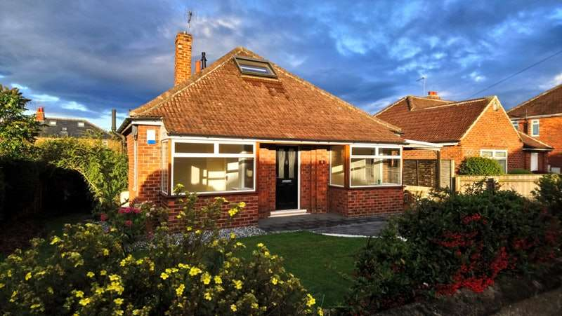 3 Bedrooms Bungalow for sale in Millfield Avenue, Northallerton, North Yorkshire, DL6