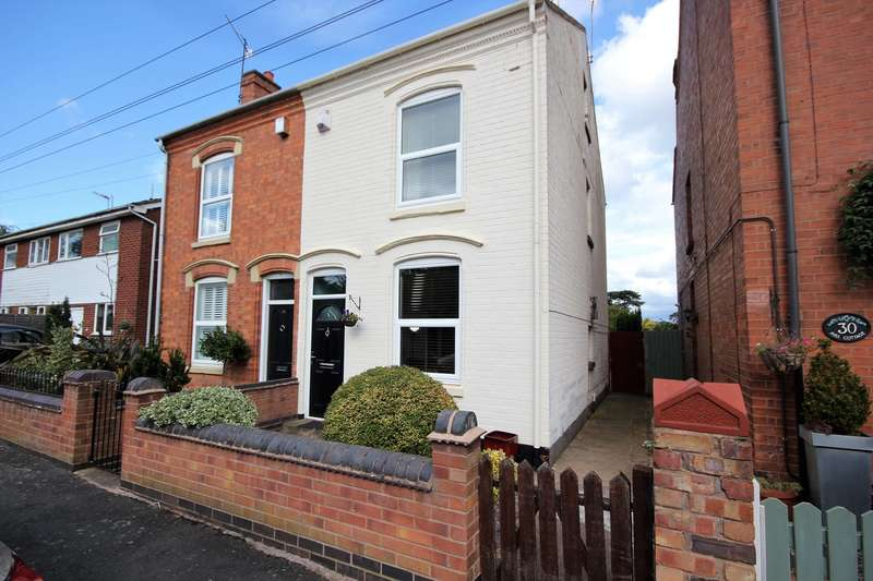 3 Bedrooms Semi Detached House for sale in Sydney Street, Worcester, WR3