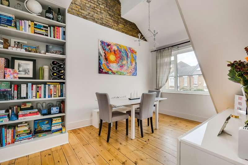 2 Bedrooms Maisonette Flat for sale in White Hart Lane, Barnes