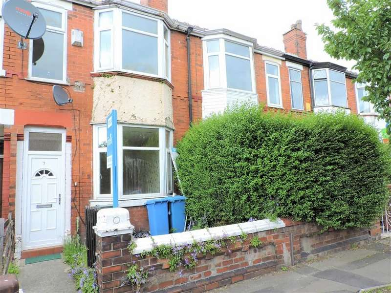 3 Bedrooms Terraced House for sale in Dorset Road, Manchester