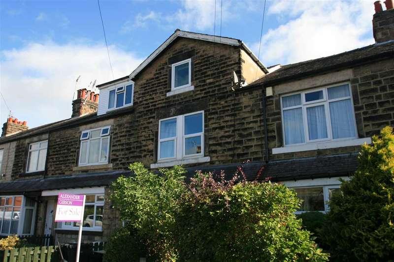 2 Bedrooms Apartment Flat for sale in 17a Burke Street, Harrogate HG1 4NR