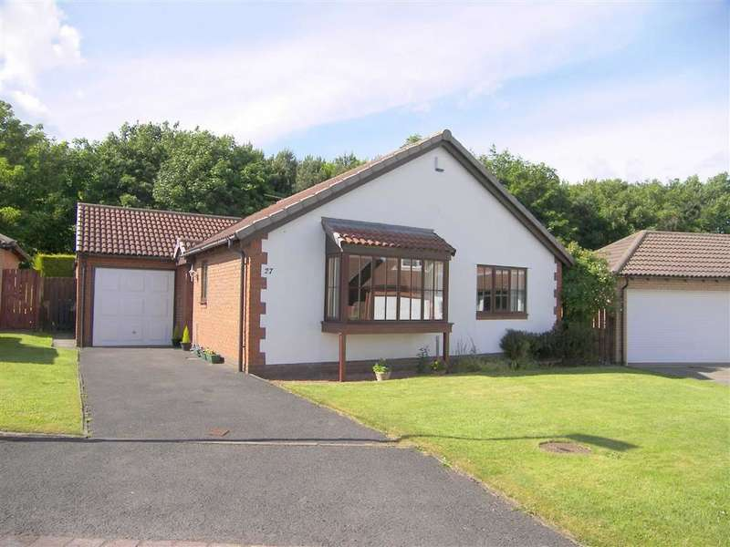 3 Bedrooms Detached Bungalow for sale in Thornbury Avenue, Seghill, Cramlington, NE23