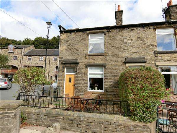 1 Bedroom End Of Terrace House for sale in Grove Houses, Holmfirth