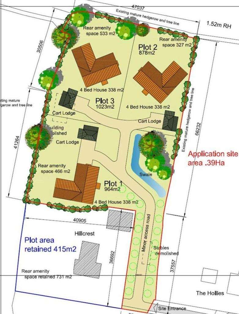 Land Commercial for sale in Stoney Hills, Burnham On Crouch, Essex, CM0