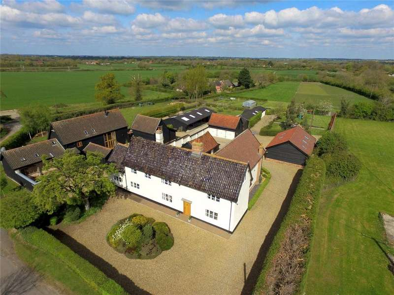 5 Bedrooms Unique Property for sale in Great Moulton, Norwich, Norfolk, NR15