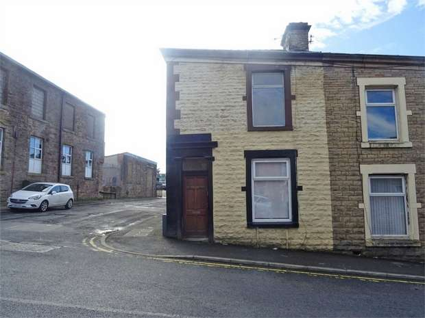2 Bedrooms End Of Terrace House for sale in Marsh House Lane, Darwen, Lancashire