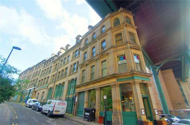2 Bedrooms Flat for sale in Akenside Hill, Newcastle upon Tyne, Tyne and Wear, UK