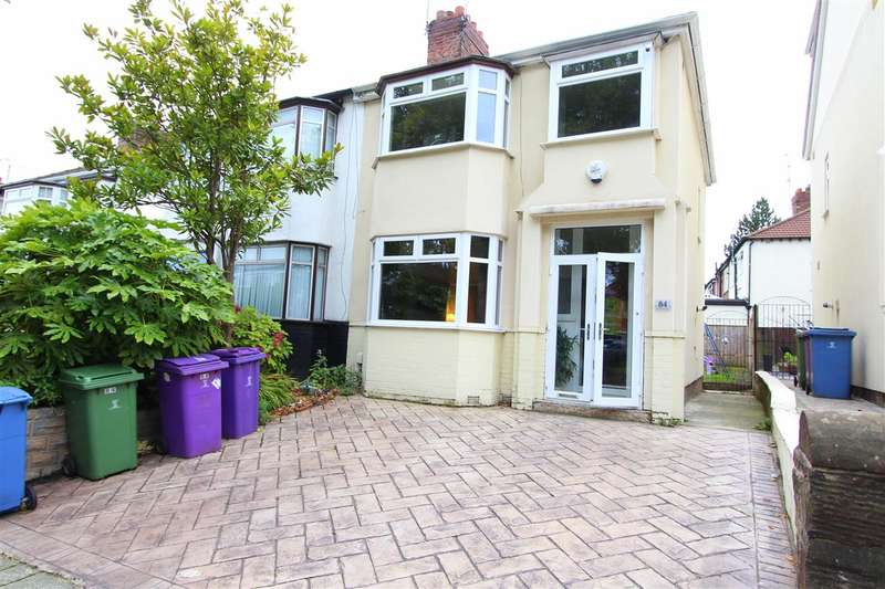 3 Bedrooms Semi Detached House for sale in Broad Green Road, Old Swan, Liverpool