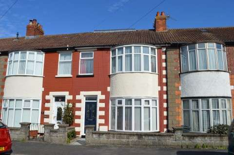 4 Bedrooms Terraced House for sale in Hill View Road, Weston-Super-Mare