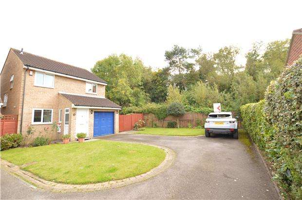 3 Bedrooms Detached House for sale in Parnall Crescent, Yate, BS37 5XS