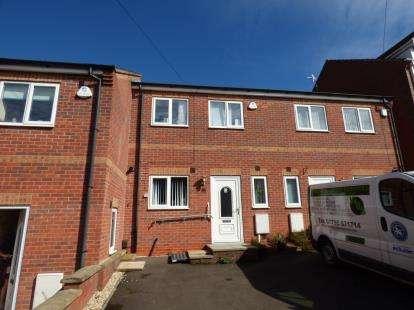 3 Bedrooms Terraced House for sale in Fishers Street, Kirkby-In-Ashfield, Nottinghamshire