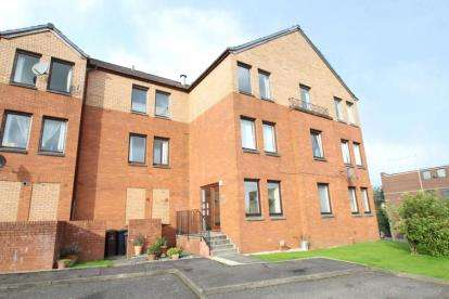2 Bedrooms Flat for sale in Second Avenue, Clydebank, West Dunbartonshire