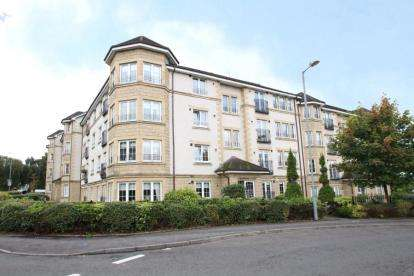 2 Bedrooms Flat for sale in Priorwood Court, Anniesland, Glasgow