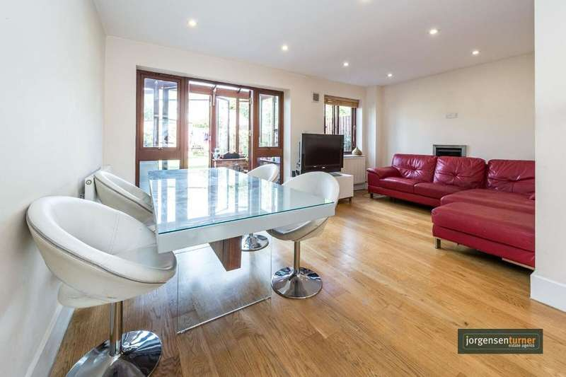 3 Bedrooms House for sale in Palermo Road, Kensal Rise, London, NW10 5YS
