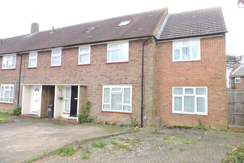 6 Bedrooms Semi Detached House for sale in Masters Close, Luton, Bedfordshire, LU1 5PH