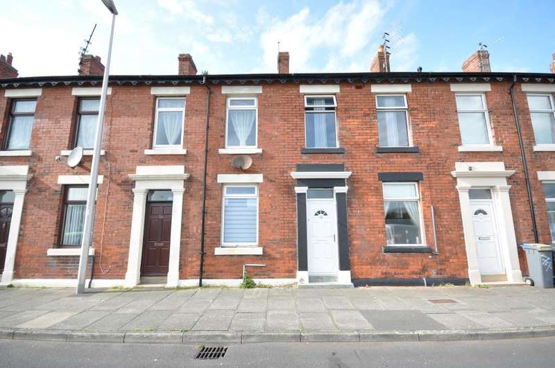 2 Bedrooms Terraced House for sale in Enfield Road, Blackpool, Lancashire, FY1 2RB