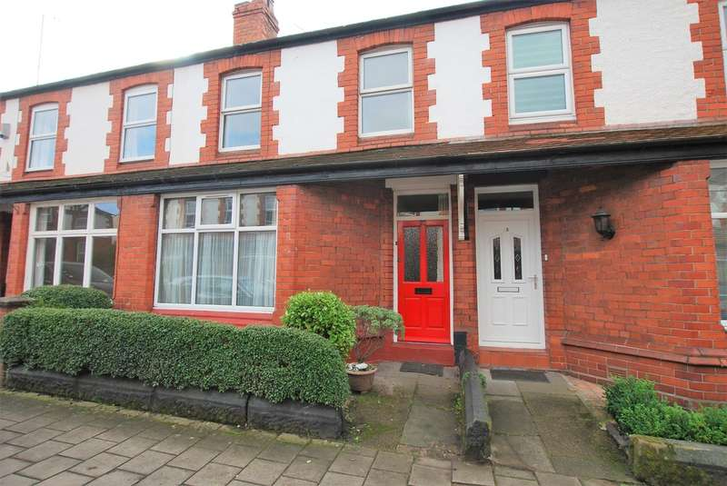 2 Bedrooms Terraced House for sale in Hewitt Street, Hoole, Chester