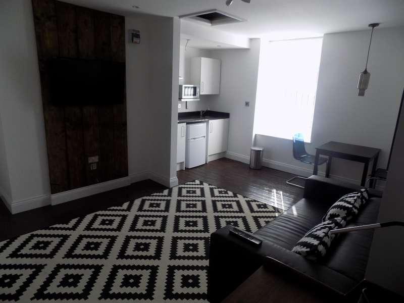 1 Bedroom Studio Flat for rent in Marton Road, , Middlesbrough, TS4 2EZ