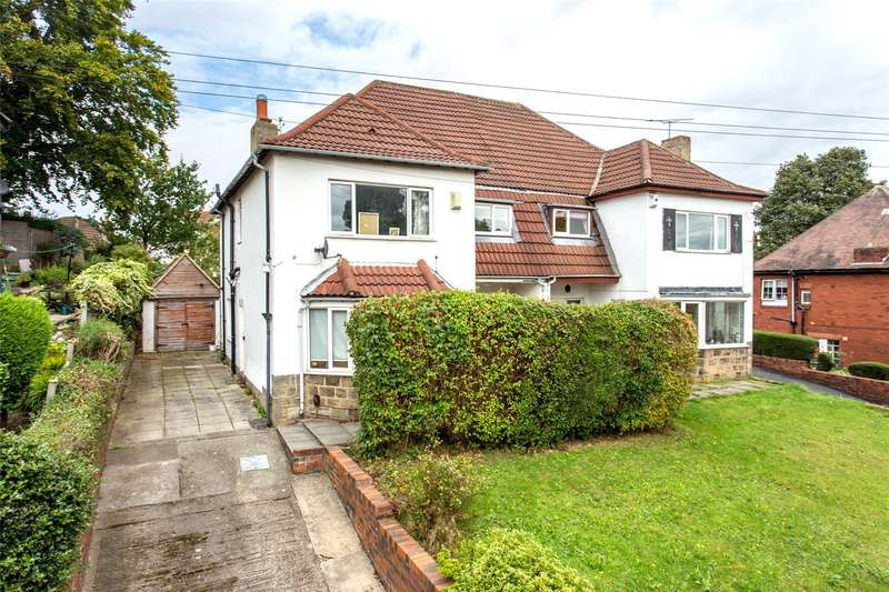 4 Bedrooms Semi Detached House for sale in Harrogate Road, Leeds, West Yorkshire, LS7