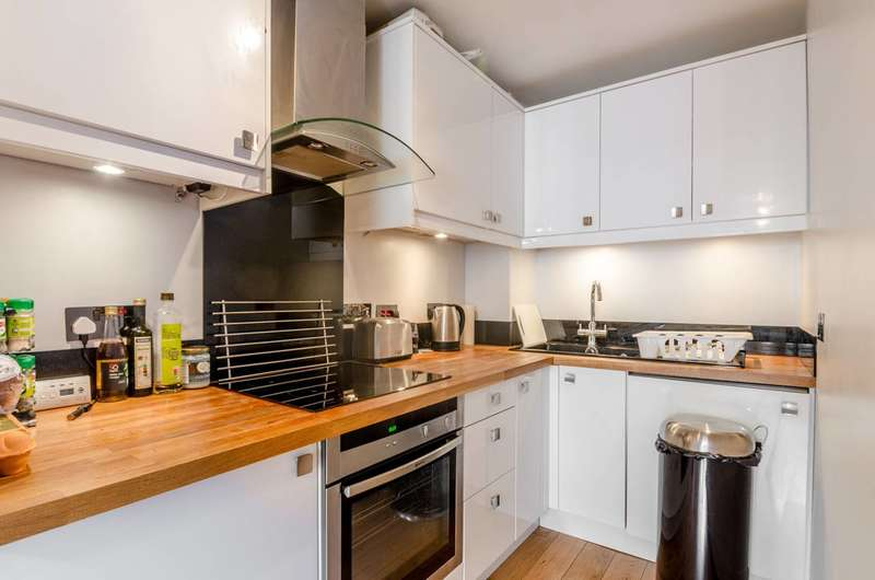 1 Bedroom Flat for sale in Aslett Street, Earlsfield, SW18