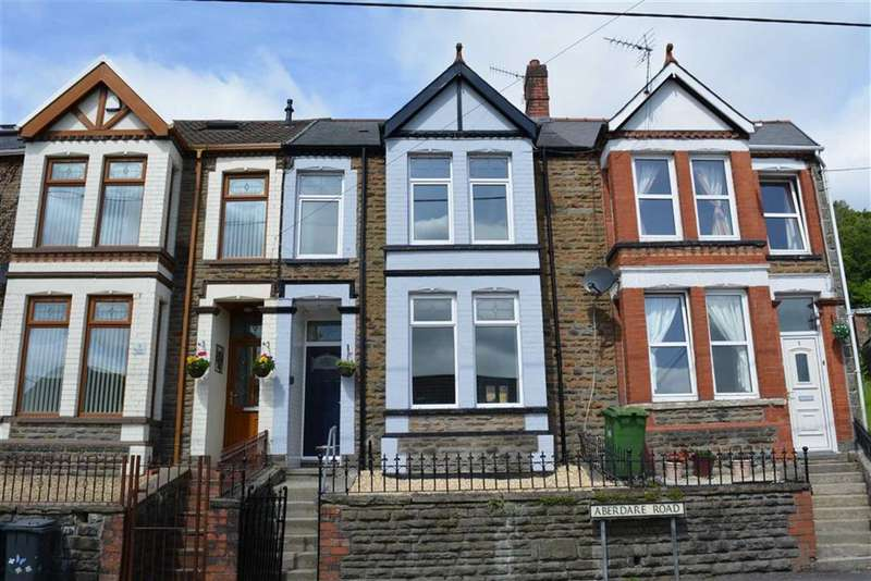 3 Bedrooms Terraced House for sale in Aberdare Road, Abercynon, Rhondda Cynon Taff