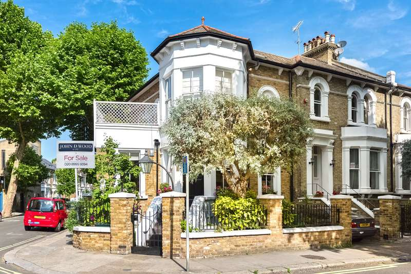 5 Bedrooms House for sale in Bridge View, Hammersmith, London, W6
