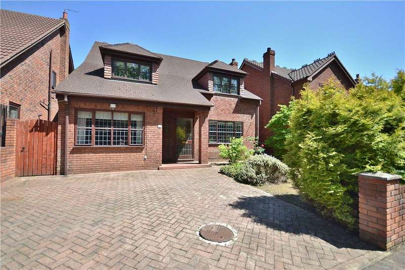 4 Bedrooms Detached House for sale in Brent Court, Billingham, Stockton On Tees