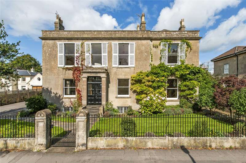 6 Bedrooms Detached House for sale in Church Road, Combe Down, Bath, BA2