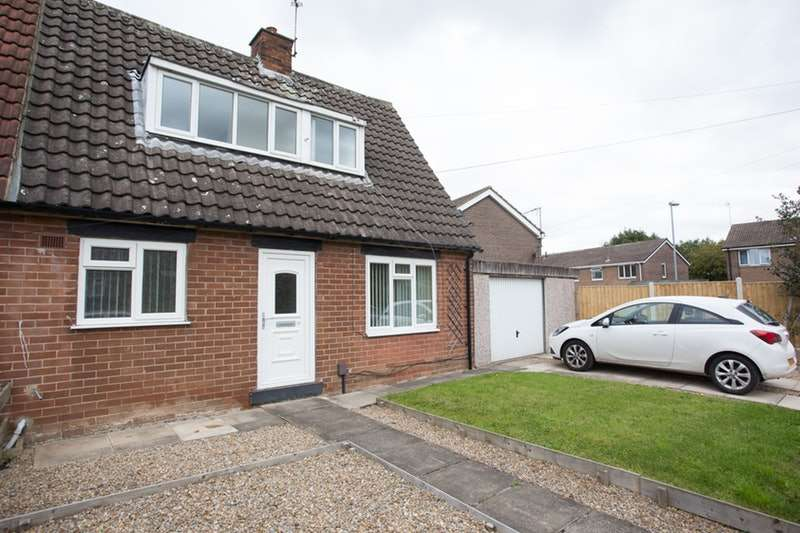2 Bedrooms End Of Terrace House for sale in Ceres Road, Wetherby, West Yorkshire, LS22
