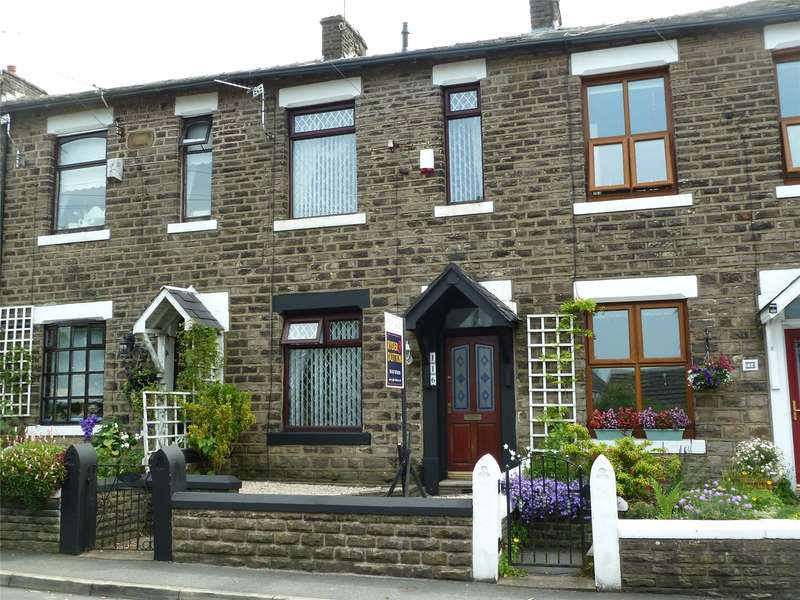 2 Bedrooms Terraced House for sale in Cooper Street, Springhead, SADDLEWORTH, OL4