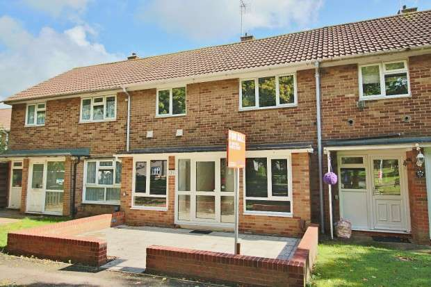 3 Bedrooms Terraced House for sale in Honeypot Lane, Basildon, SS14