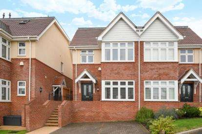 4 Bedrooms House for sale in Milverton Place, Bromley