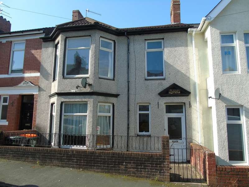 4 Bedrooms Terraced House for sale in Somerset Road, Newport