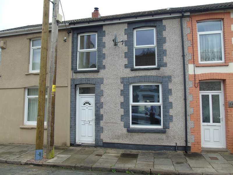 3 Bedrooms Terraced House for sale in Cross Street, Abercynon, Mountain Ash